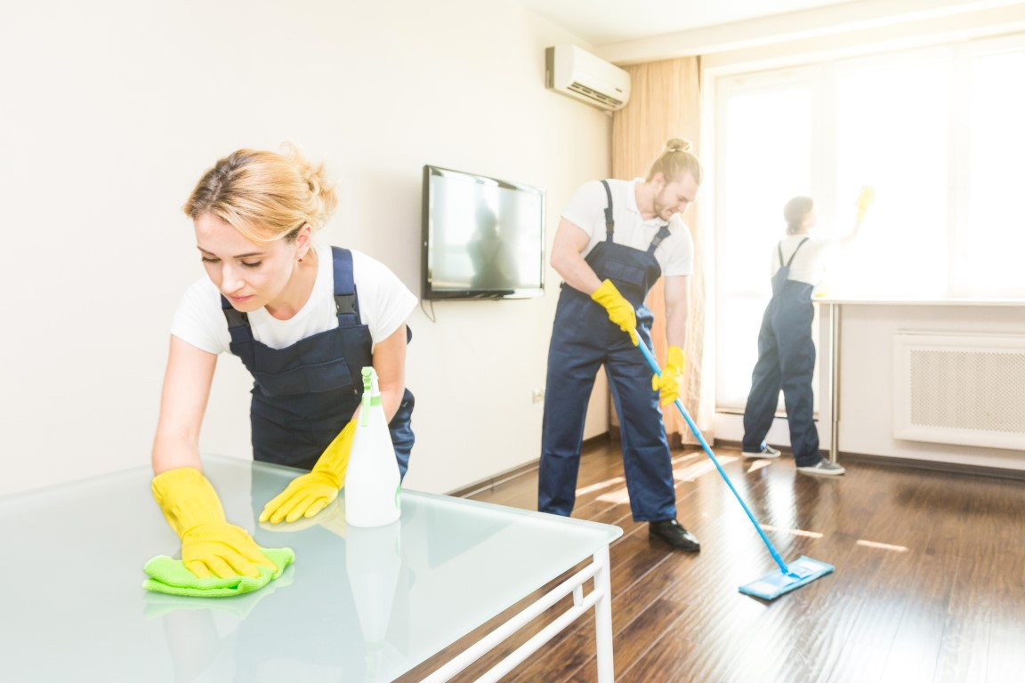 End of Tenancy Cleaning in Grays