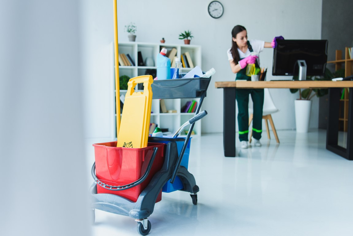 Commercial Cleaning in Grays