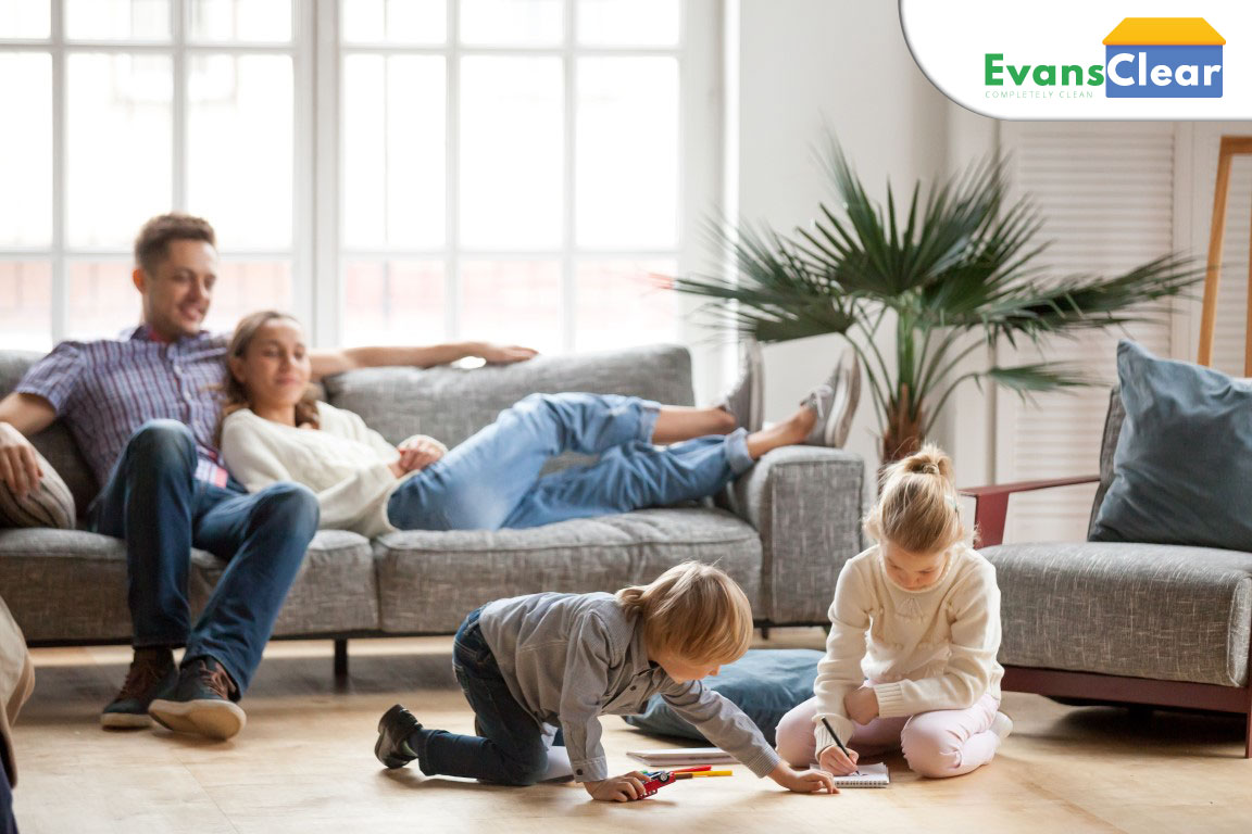 Clean and Tidy Home Services in Grays